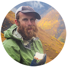 Expeditions Alaska backpacking guide, Rhane Pfeiffer