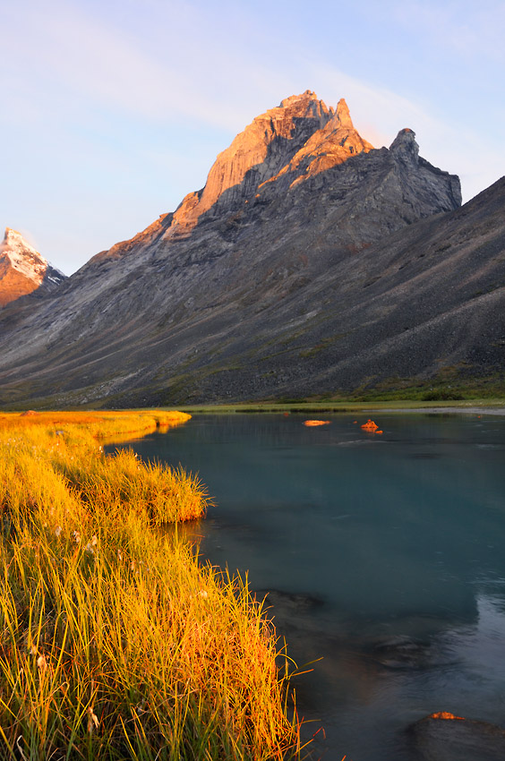 Caliban Arrigetch Peaks, Gates of the Arctic National Park, Alaska.